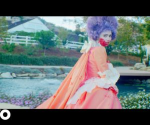 Grimes – Flesh without Blood/Life in the Vivid Dream